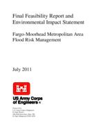 Final Feasibility Report and Environmental Impact Statement Fargo-Moorhead Metropolitan Area Flood Risk Management