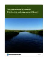 Chippewa River Watershed Monitoring and Assessment Report