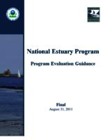 National Estuary Program Program Evaluation Guidance: Final
