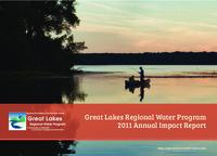 Great Lakes Regional Water Program 2011 Annual Impact Report