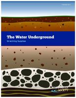 The Water Underground- Stretching Supplies
