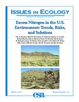 Excess Nitrogen in the U.S. Environment: Trends, Risks, and Solutions