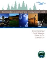 Minnesota Environment and Energy Report Card