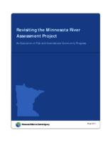 Revisiting the Minnesota River Assessment Project