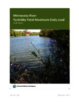 Minnesota River Turbidity Total Maximum Daily Load Daily Report: Draft Report