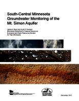 South-Central Minnesota Groundwater Monitoring of the Mt. Simon Aquifer