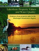Lakeshore Property Values and Water Quality: Evidence from property sales in the Mississippi Headwaters region