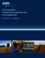 Drinking Water Infrastructure Needs Survey and Assessment Fifth Report to Congress