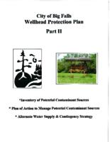 City of Big Falls Wellhead Protection Plan Part II