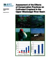 Assessment of the Effects of Conservation Practices on Cultivated Cropland in the Upper Mississippi River Basin