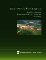 Essar Steel Minnesota Modifications Project Final Supplemental Environmental Impact Statement