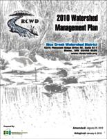 Rice Creek Watershed 2010 District Watershed Management Plan
