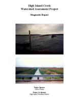 High Island Creek Watershed Assessment Project Diagnostic Report
