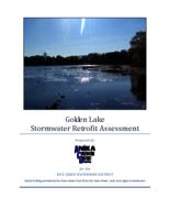 Golden Lake Stormwater Retrofit Assessment