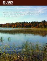 Water Quality and Algal Community Dynamics of Three Sentinel Deepwater Lakes in Minnesota Utilizing CE-QUAL-W2 Models