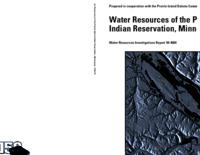 Water Resources of the Prairie Island Indian Reservation, Minnesota, 1994-97