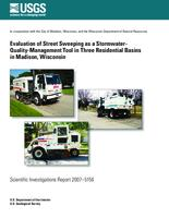 Evaluation of Street Sweeping as a Stormwater-Quality-Management Tool in Three Residential Basins in Madison, Wisconsin