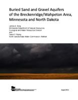 Buried Sand and Gravel Aquifers of the Breckenridge/Wahpeton Area, Minnesota and North Dakota