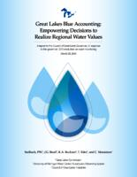 Great Lakes Blue Accounting: Empowering Decisions to Realize Regional Water Values
