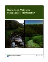 Hawk Creek Watershed Biotic Stressor Identification