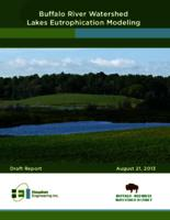 Buffalo River Watershed Lakes Eutrophication Modeling - Draft Report