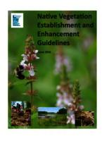Native Vegetation Establishment and Enhancement Guidelines