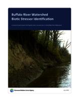 Buffalo River Watershed Biotic Stressor Identification