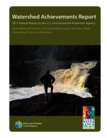 Watershed Achievements Report: 2013 Annual Report
