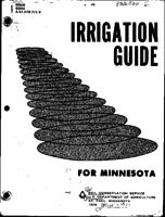 Irrigation Guide for Minnesota