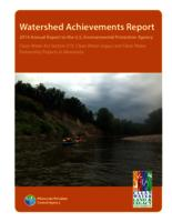 Watershed Achievements Report: 2014 Annual Report