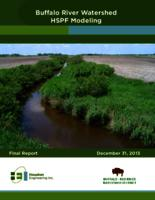 Buffalo River Watershed HSPF Modeling - Final Report