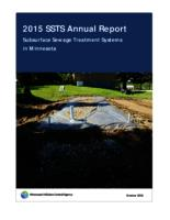 2015 SSTS Annual Report Subsurface Sewage Treatment Systems in Minnesota