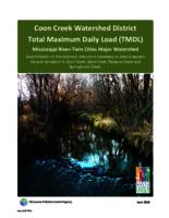 Coon Creek Watershed District Total Maximum Daily Load (TMDL)