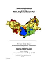 Lake Independence TMDL Implementation Plan