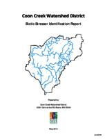 Coon Creek Watershed District Stressor Identification Report