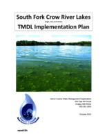 South Fork Crow River Lakes TMDL Implementation Plan