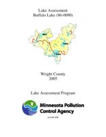 Lake Assessment Program - Buffalo Lake, Wright County