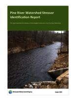 Pine River Watershed Stressor Identification Report