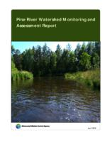 Pine River Watershed Monitoring and Assessment Report