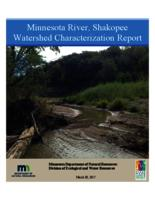 Minnesota River, Shakopee Watershed Characterization Report