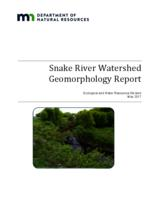 Snake River Watershed Geomorphology Report
