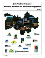 Pine River Watershed Restoration and Protection Strategy Report - Draft
