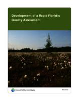 Development of a Rapid Floristic Quality Assessment