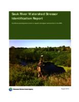 Sauk River Watershed Stressor Identification Report