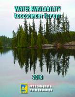 Water Availability Assessment Report