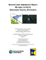 Sentinel Lake Assessment Report Elk Lake (15-0010) Clearwater County, Minnesota