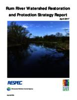 Rum River Watershed Restoration and Protection Strategy Report