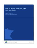 CLMP+ Report on Wood Lake (Crow Wing County)