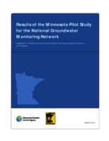 Results of the Minnesota Pilot Study for the National Groundwater Monitoring Network