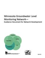 Minnesota Groundwater Level Monitoring Network— Guidance Document for Network Development